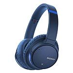 Sony WH-CH700N Bleu - Casque sans fil