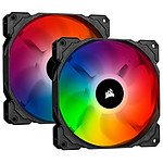 Corsair Pack de 2 SP140 RGB PRO et Ligthning Node CORE