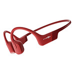 AfterShokz Trekz Aeropex Rouge - Casque sans fil