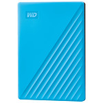 Western Digital (WD) My Passport - 4 To (Bleu)