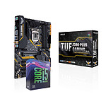 Intel Core i5 9600KF + Asus TUF Z390-PLUS GAMING Wi-Fi