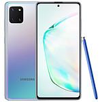 Samsung Galaxy Note 10 Lite (argent) - 6 Go - 128 Go