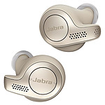 Jabra Elite 65t Or et Beige