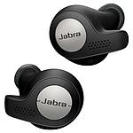 Jabra Elite 65t Noir et Silver - Ecouteurs sans fil