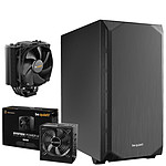 Be Quiet Pure Base 500 Noir + System Power 9 600W CM + Dark Rock Slim