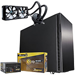 Fractal Design Define R6 Black + Seasonic Core GM-650 + CELSIUS S24