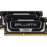 Ballistix SODIMM - 2 x 8 Go (16 Go) - DDR4 3200 MHz - CL16