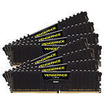 Corsair Vengeance LPX Black - 8 x 32 Go (256 Go) - DDR4 3000 MHz - CL16