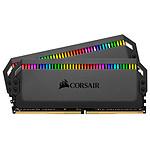 Corsair Dominator Platinum RGB - 2 x 16 Go (32 Go) - DDR4 3200 MHz - CL16