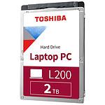 Toshiba L200 - 2 To - 128 Mo
