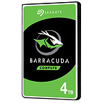 Seagate BarraCuda Mobile - 4 To - 128 Mo