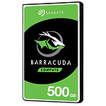Seagate BarraCuda Mobile - 500 Go - 128 Mo