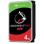 Seagate IronWolf Pro - 2 x 4 To (8 To) - 128 Mo
