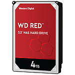 Western Digital WD Red - 4 x 4 To (16 To) - 64 Mo