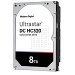 Western Digital WD Ultrastar DC HC320 - 8 To - 256 Mo