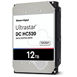 Western Digital WD Ultrastar DC HC520 - 12 To - 256 Mo