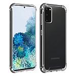 Akashi Coque TPU Angles Renforcés - Samsung Galaxy S20+
