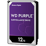 Western Digital WD Purple - 12 To - 256 Mo