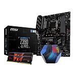 Intel i9-9900K - MSI Z390 - RAM 32Go 3000MHz