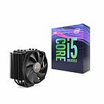 Intel Core i5 9600K + BeQuiet Dark Rock 4