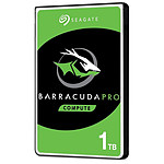 Seagate BarraCuda Pro Mobile - 1 To - 128 Mo