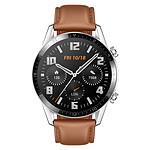 Huawei Watch GT 2 Marron - GPS - 46 mm