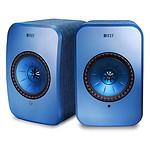 KEF LSX Wireless - Bleu