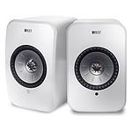 KEF LSX Wireless - Blanc