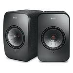 KEF LSX Wireless - Noir