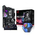 Intel Core i9-9900K + ASUS ROG STRIX Z390-E + G.Skill 16 Go