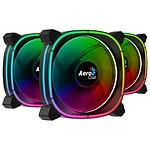 Aerocool Astro 12 Pro - Pack de 3