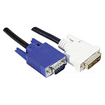 Câble DVI-A / VGA - 5 m