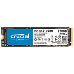 Disque SSD NVMe Crucial