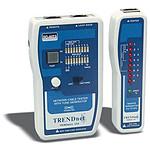 Testeur de câbles réseaux avec dispositif audio