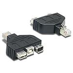 Adaptateur USB et FireWire pour TC-NT2