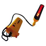Injecteur de lumière rouge pour câbles RJ45