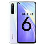 Realme 6 Blanc - 128 Go - 4 Go