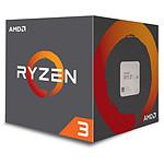AMD Ryzen 3 1200 AF (3,1 GHz)