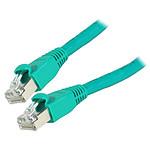 Cable RJ45 Cat 6 S/FTP (vert) - 5 m