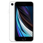 Apple iPhone SE (blanc) - 128 Go