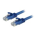 Cable RJ45 Cat 6 U/UTP (bleu) - 10 m
