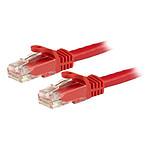 Cable RJ45 Cat 6 U/UTP (rouge) - 10 m