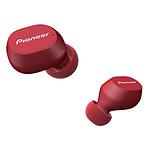 Pioneer SE-C5TW Rouge - Écouteurs sans fil