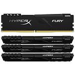 HyperX Fury DDR4 4 x 16 Go 3600 MHz CAS 17