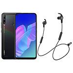 Huawei P40 Lite E Midnight Black + Huawei AM61