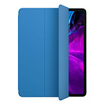 "Apple Smart Folio (Bleu surf) - iPad Pro 12.9"" (2020)"