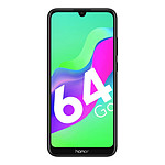 Honor 8A 2020 (noir) - 64 Go - 3 Go