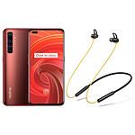 Realme X50 Pro 5G Rouge - 128 Go - 8 Go + Realme Buds