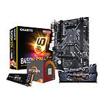 AMD R3 1200AF - Gigabyte B450 - RAM 16Go 3200MHz - SSD 240Go