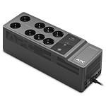 Onduleur avec batterie de secours 650VA - 8 prises - 1 port USB-A